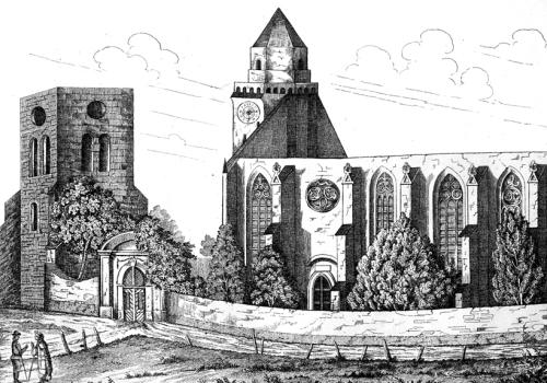 András templom